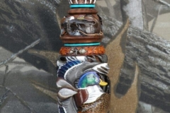 hand carved hand painted heritage calls 2